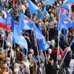 «Крымская весна»: северяне отметили шестилетие воссоединения Крыма и Севастополя с Россией