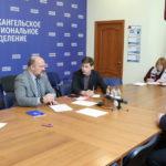 Губернатор Игорь Орлов провел личный прием граждан