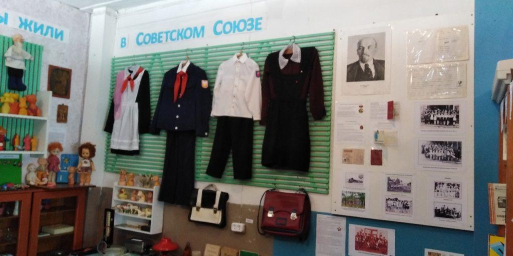 Музей в поселке Рочегда Виноградовского района переехал