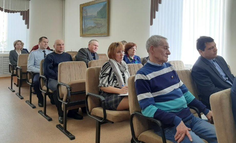 Депутаты собрались на отчетную сессию муниципального Собрания МО «Виноградовский муниципальный район»