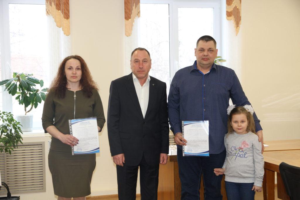 Построить дом семьям Виноградовского района поможет государственная программа