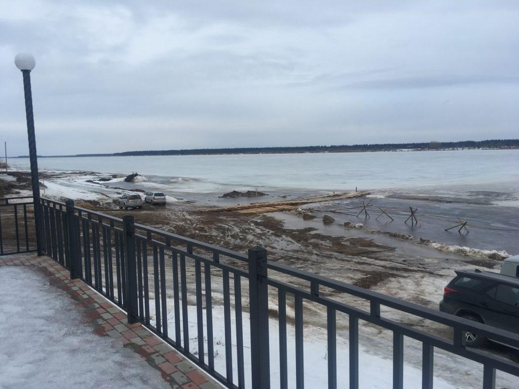 Газета Виноградовского района  «Двиноважье» дойдет до читателя в любую погоду