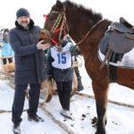 В Мезени дали старт традиционному соревнованию конников