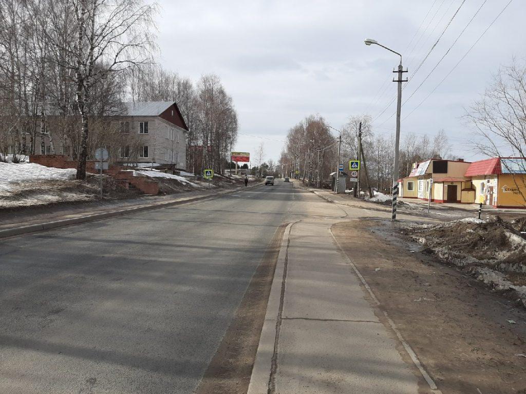 Жители райцентра Виноградовского района ответственно отнеслись к режиму самоизоляции