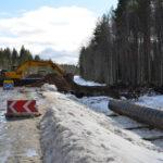 В Архангельской области стартовали работы на всех региональных объектах дорожного нацпроекта