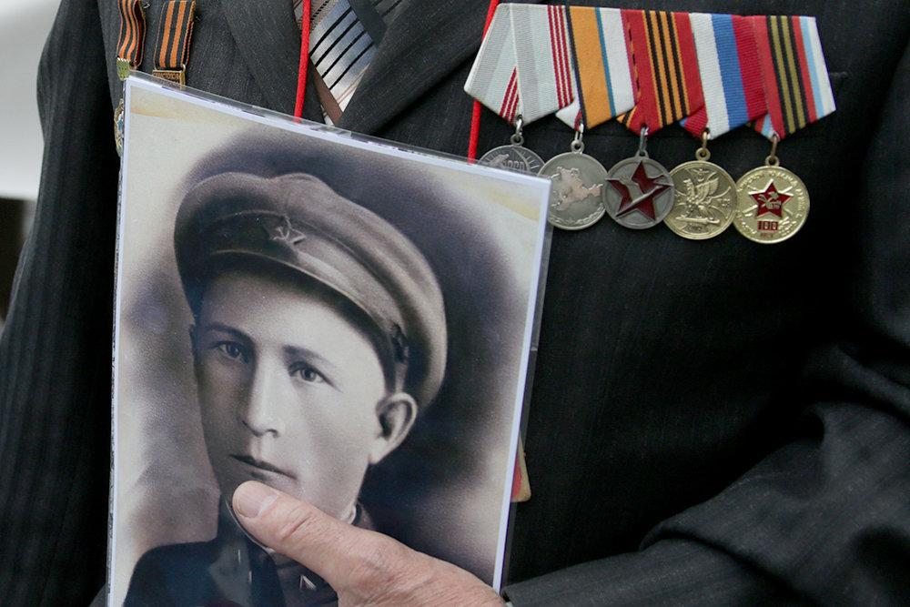 В регионах призывают присоединиться к акции «Бессмертный полк дома»