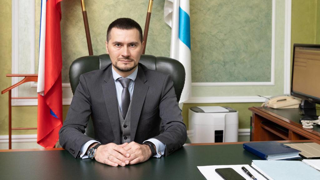Артем Вахрушев: «Оставайтесь дома!»