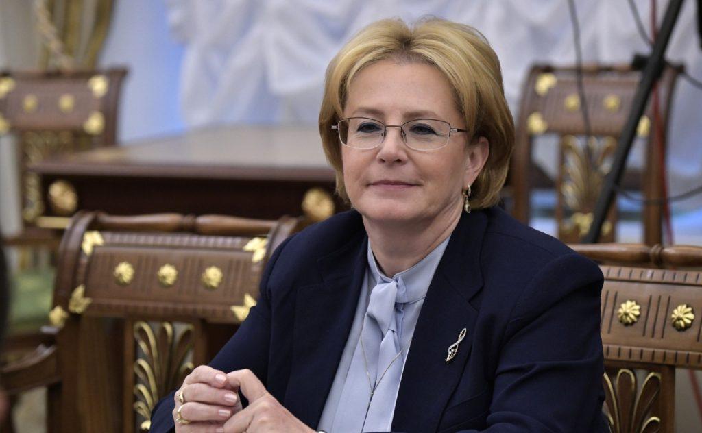 Глава ФМБА Вероника Скворцова рассказала, когда начнется спад коронавируса в России