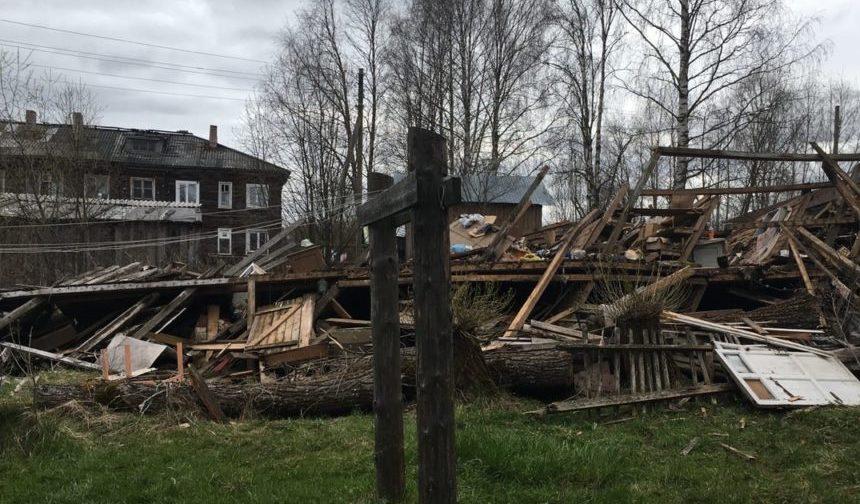 В городском поселении «Березниковское» начались работы по благоустройству