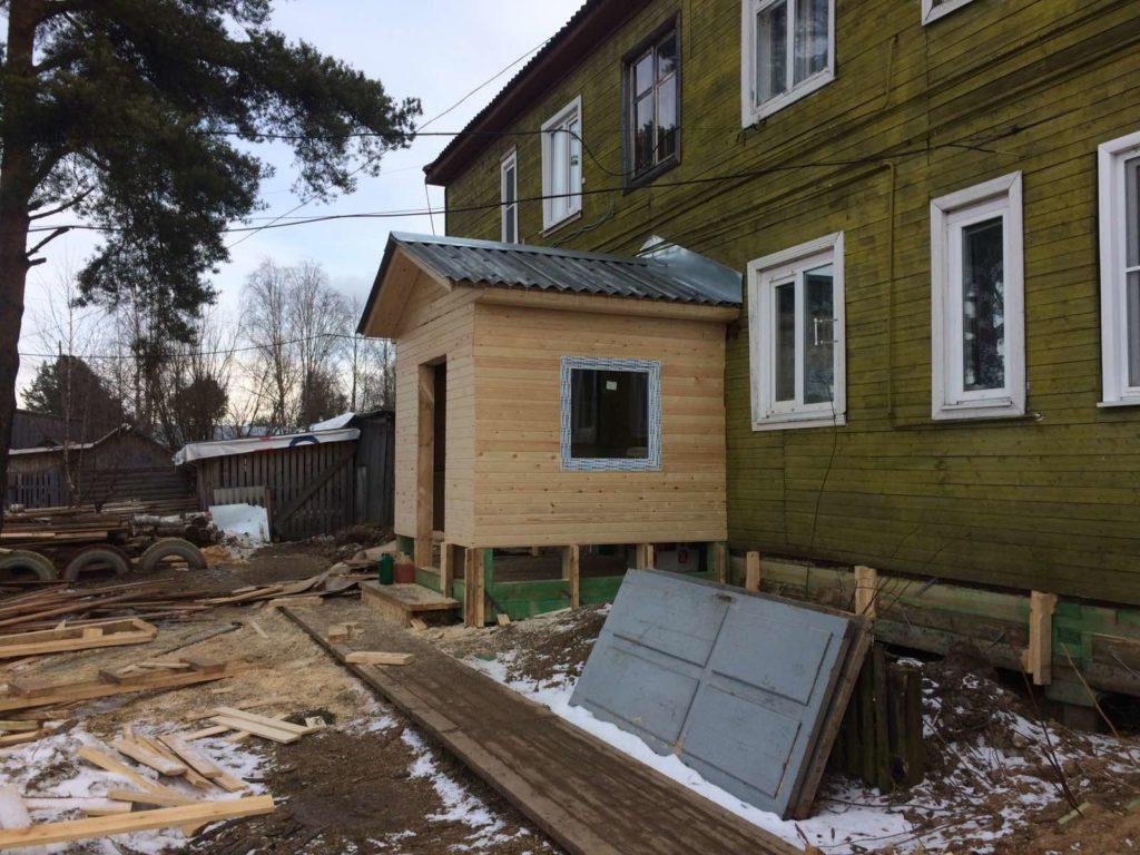 Фонд капремонта подводит итоги первого полугодия. В Виноградовском районе план выполнен на 50 %