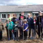 Майские праздники с пользой провели жители Виноградовского района