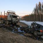 За минувшие дни на дорогах региона в ДТП погибли два человека