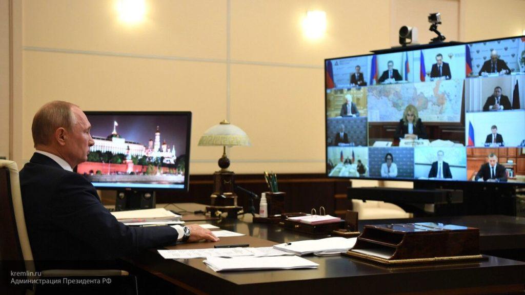 Меры, озвученные президентом, поддерживает большинство россиян