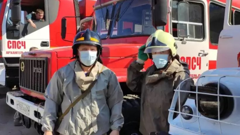 Игорь Скубенко доложил Александру Цыбульскому о противоэпидемических мероприятиях, реализуемых в Северодвинске