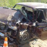 В Виноградовском районе произошла авария. Оба участника ДТП прежде были лишены прав