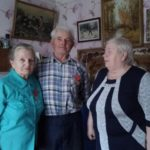 Памятные медали - детям войны из деревни Усть-Вага Виноградовского района