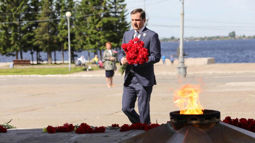 Александр Цыбульский: «Сохранение исторической правды о Великой Отечественной войне – долг каждого гражданина нашей страны»