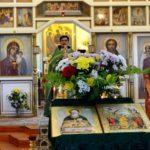 14 июня - день памяти святого праведного Иоанна Кронштадтского, в честь которого построен храм в поселке Березник Виноградовского района