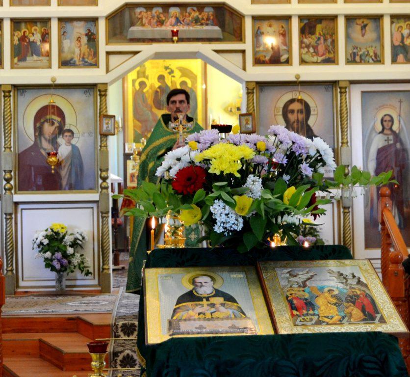 14 июня — день памяти святого праведного Иоанна Кронштадтского, в честь которого построен храм в поселке Березник Виноградовского района