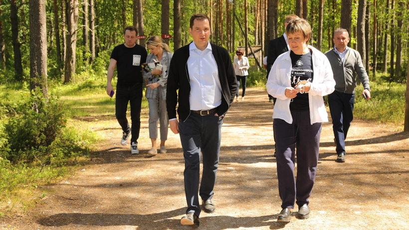 Александр Цыбульский: «Спорт может быть яркой точкой на карте развития территории»