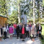 В поселке Березник Виноградовского района состоялся митинг памяти погибших в Великой Отечественной войне