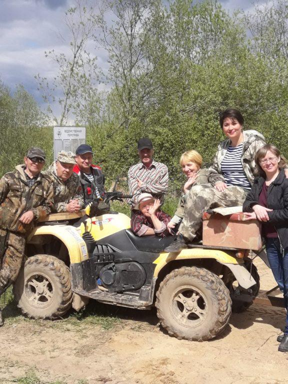 Кто, если не мы! Под таким девизом в майские дни в деревнях и поселках Виноградовского района проходили субботники