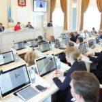 Артем Вахрушев проинформировал депутатов о текущей ситуации в регионе по COVID-19