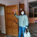 В Виноградовском районе продолжается общероссийское голосование