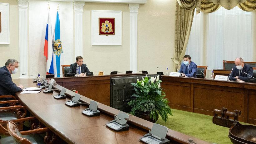 В Архангельской области, за исключением Северодвинска, стартует первый этап снятия ограничительных мер