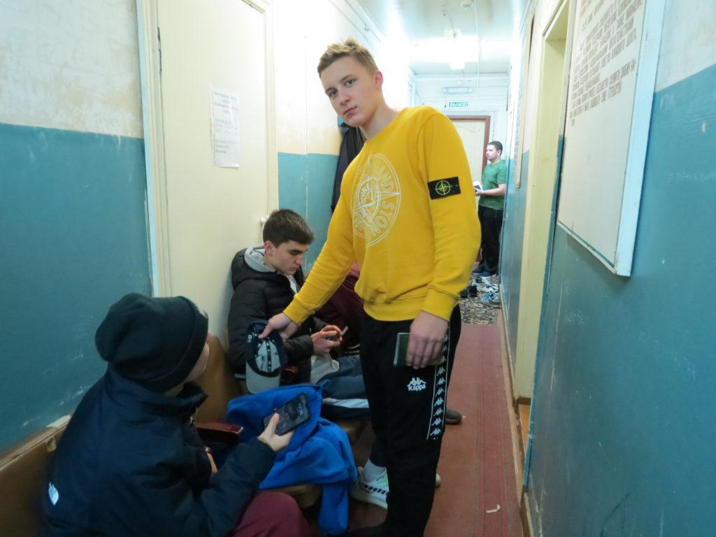 В военной прокуратуре Северодвинского гарнизона работает консультационно‑правовой пункт по вопросам призыва граждан