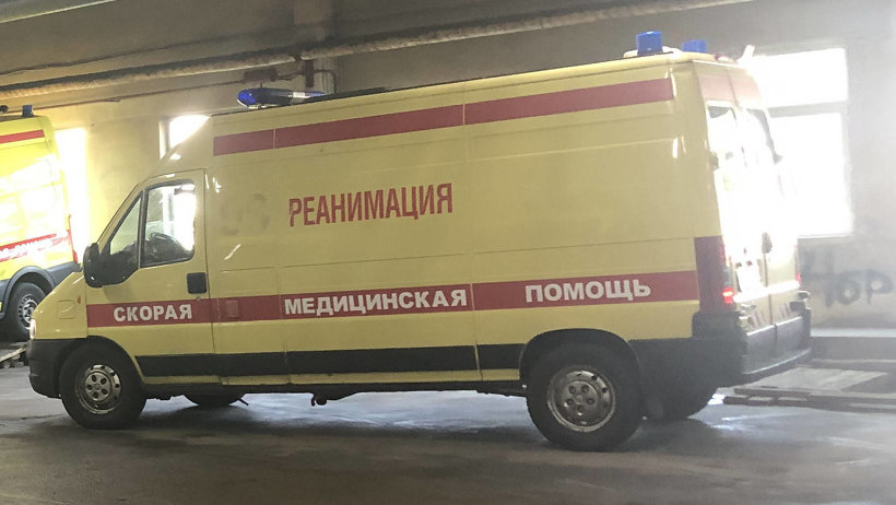 В Архангельске вновь напали на «Скорую»