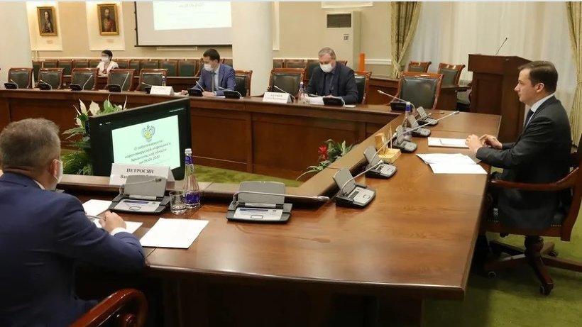 Ограничительные меры в Архангельской области продлены