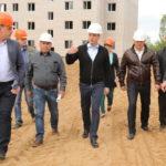 Александр Цыбульский оценил ход реализации программы переселения граждан из ветхого и аварийного жилья в Устьянском районе