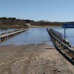 Назван предварительный ущерб от весеннего паводка на региональной сети автодорог