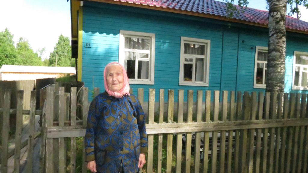 Ее года — ее богатство! Почетная жительница Виноградовского района отметила 85-летний юбилей