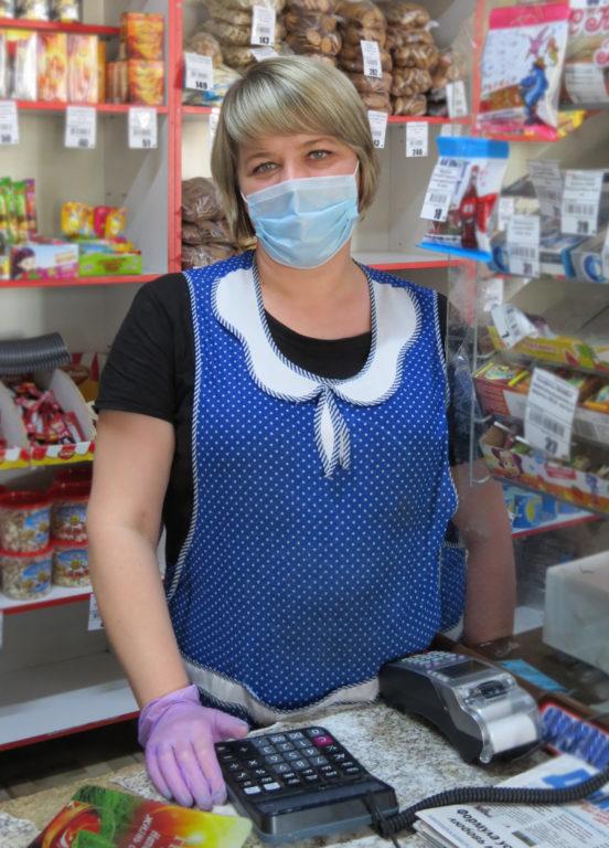 В профессию продавец Березниковского поспо Анна Ивченко влюблена с детства