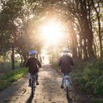 ГИБДД напоминает: юным велосипедистам выезд на проезжую часть запрещен!