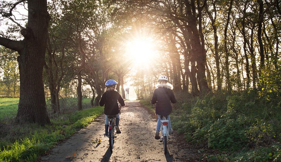 В фокусе внимания – юные велосипедисты