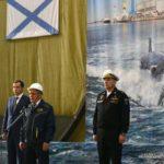 На Севмаше заложены два новых атомных подводных крейсера «Воронеж» и «Владивосток»
