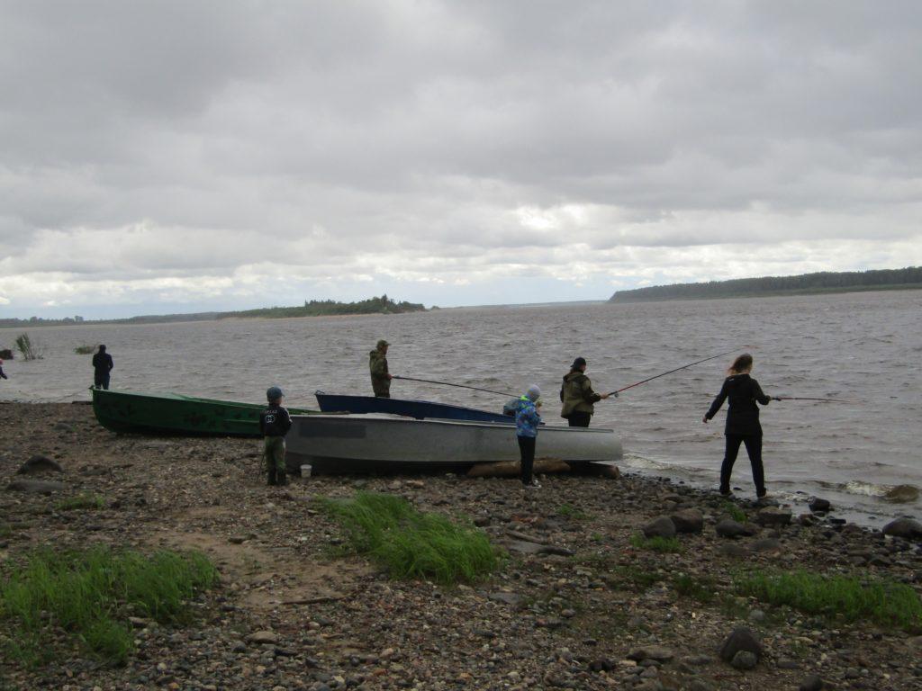Правительство РФ поддержало инициативу Поморья о расширении перечня районов для организации любительского рыболовства