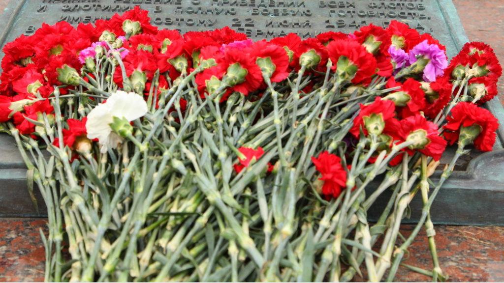 Архангельская область присоединится к акции «Цветы памяти»