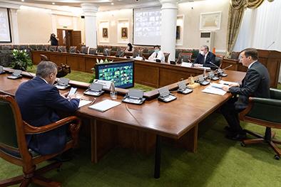 Правительство РФ выделило Архангельской области дополнительные средства на сбалансированность бюджета