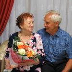 55 лет - в любви и согласии