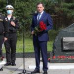 В Северодвинске почтили память военных моряков, погибших на подводном ракетном крейсере «Курск»