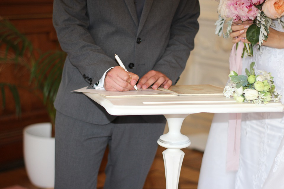 В Виноградовском территориальном отделе ЗАГС Архангельской области возобновляется торжественная регистрация брака