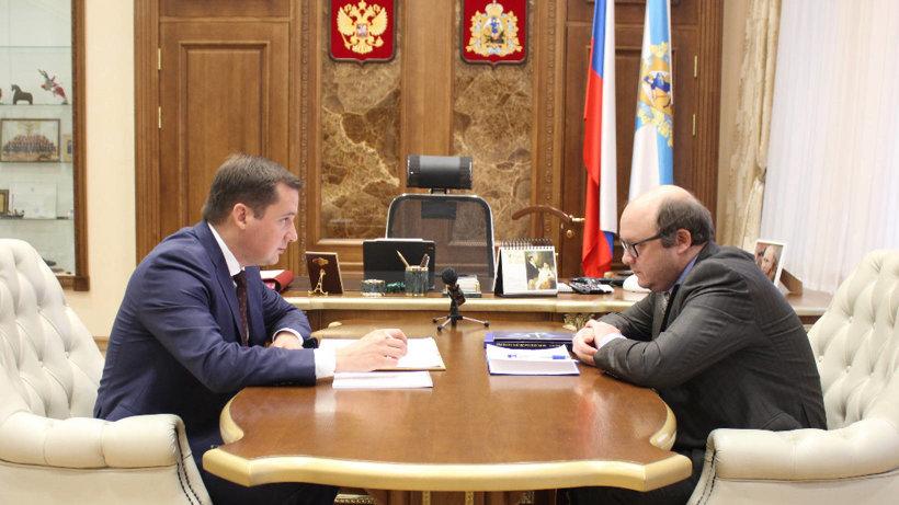 В Архангельске в начале ноября откроется специализированный научно-лабораторный корпус ФИЦКИА
