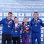 В активе Натальи Подольской– еще две медали Кубка Президента России