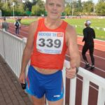 Свой 210-ый марафон успешно пробежал Сергей Лыжин, наш земляк из деревни Плесо Виноградовского района