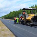 Работы на региональных объектах дорожного нацпроекта выполнены на 80%