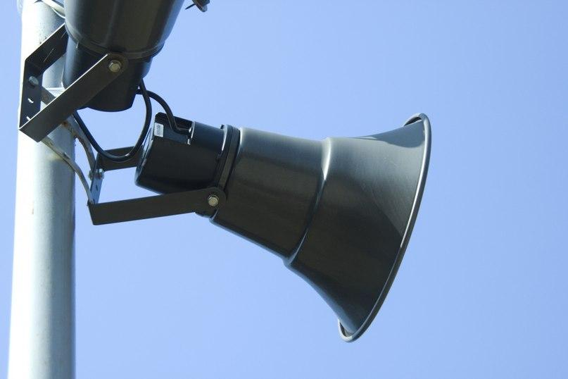 2 октября в Виноградовском районе состоится проверка систем оповещения